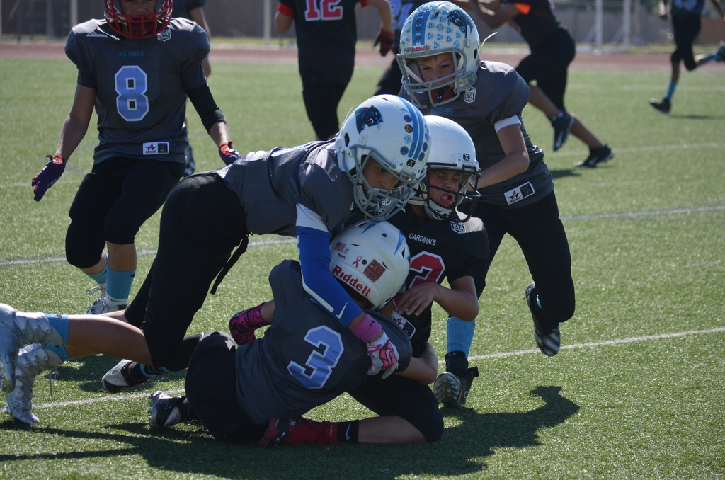 Youth Football Coach Youth Football Defense...